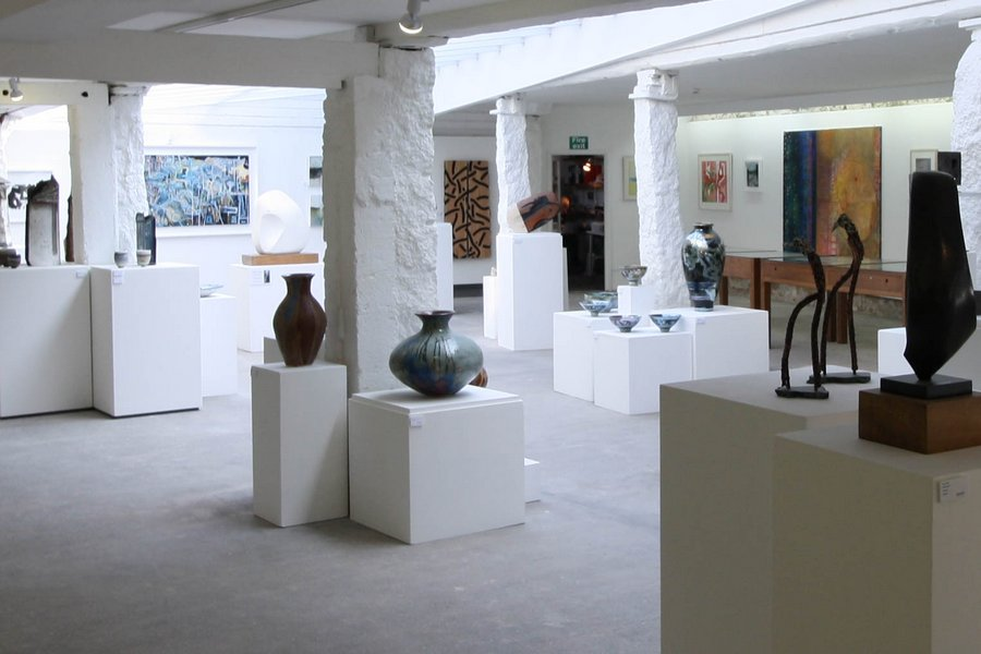 St Ives art galleries